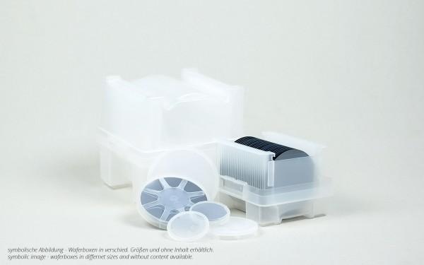 Wafer Box 25 x 5 Inch (gebraucht und gereinigt / used and cleaned)